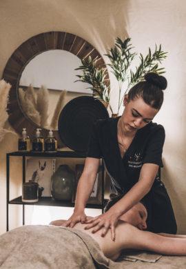 massage Spa Séquoia Redwood